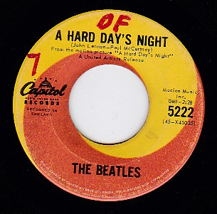 A Hard Day's Night / I should have known better