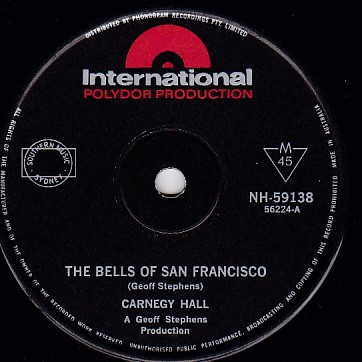 The Bells Of San Francisco / Slightly Cracked