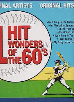 One Hit Wonders Of The 60's