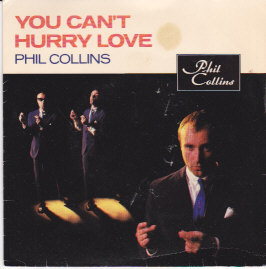 You can't hurry love / I cannot believe it's true