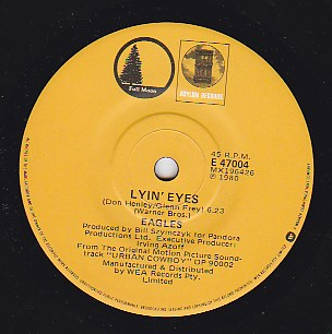 Lyin' Eyes / Lookin' for love