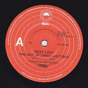 Two Out Of Three Ain't Bad / All Revved Up With No Place To Go
