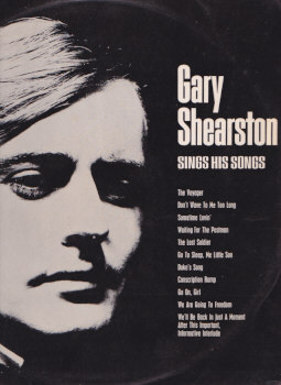 Gary Shearston Sings His Songs