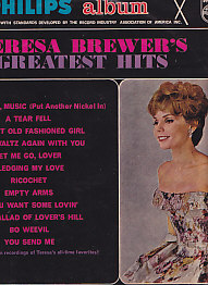 Teresa Brewer's Greatest Hits