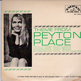 Theme From Peyton Place EP