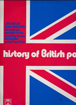History Of British Pop