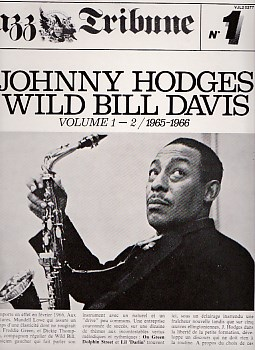 Johnny Hodges / Wild Bill Davis Volume 1-2 / 1965 - 1966