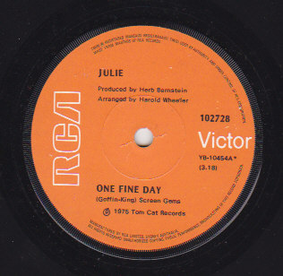 One Fine Day / Mama Joan