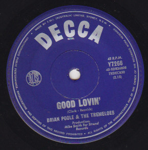 Good Lovin' / Could it be you