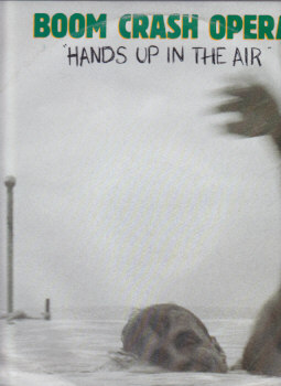 Hands Up In The Air