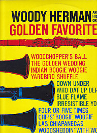 Woody Herman's Golden Favorites