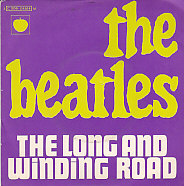 Long and Winding Road / For you blue