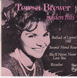 Teresa Brewer Golden Hits EP