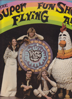 The Super Flying Fun Show Album