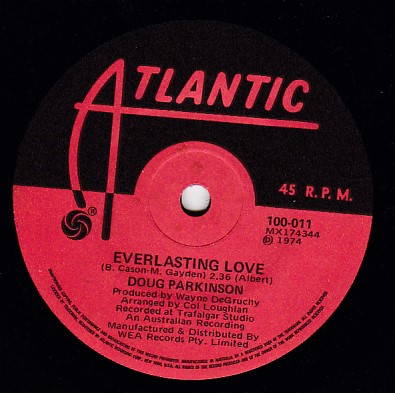 Everlasting Love / All I need is a song