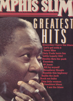 Memphis Slim Greatest Hits