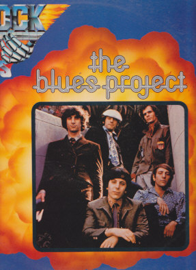 Rock Legends The Blues Project
