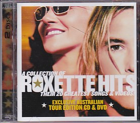 Hits - A Collection Of Their Greatest Songs & Videos - CD & DVD