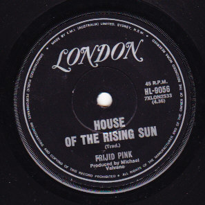 House Of The Rising Sun / God gave me you