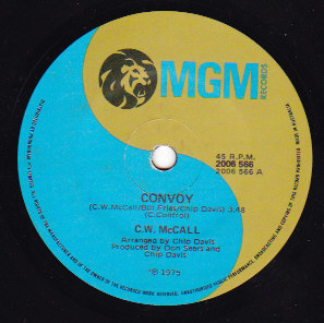 Convoy / Black Bear Road