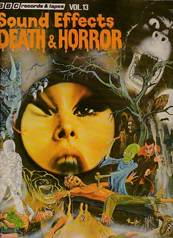 Sound Effects Vol.13 - Death & Horror