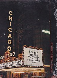 Plays the Chicago Theatre Organ
