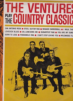The Ventures Play The Country Classics