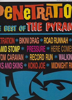 Penetration - The Best Of The Pyramids