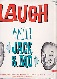 Laugh With Jack and Mo