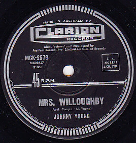 Mrs. Willoughby / 1-2-3