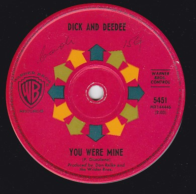 You Were Mine / Remember When