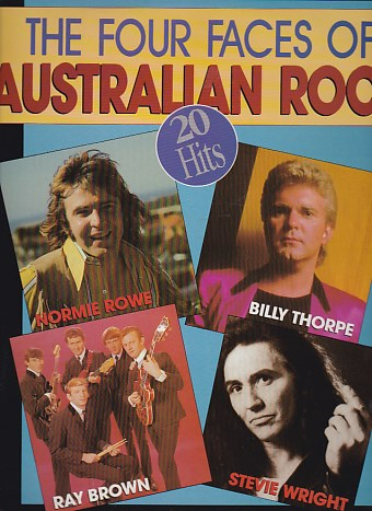 The Four Faces Of Australian Rock