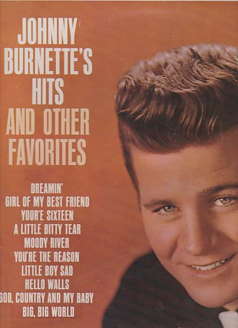 Johnny Burnette's Hits And Other Favorites