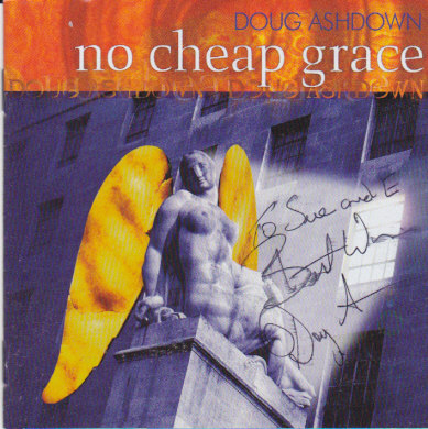 No Cheap Grace SIGNED