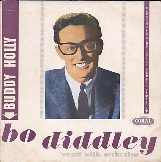 Bo Diddley EP COVER ONLY