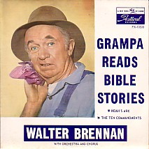 Grampa reads Bible Stories EP