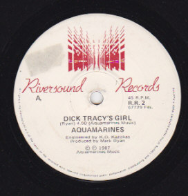 Dick Tracy's Girl / Strange World