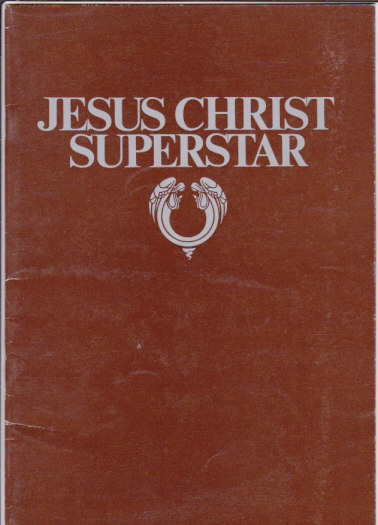Jesus Christ Superstar PROGRAM
