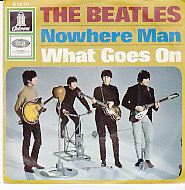 Nowhere man / What goes on