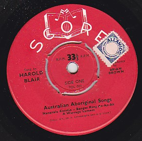 Australian Aboriginal Songs EP