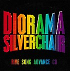 Diorama Five Song Advance CD - PROMO