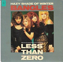 Hazy Shade Of Winter / She's Lost You