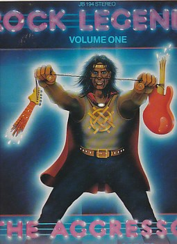 Rock Legends Volume One - The Aggressor