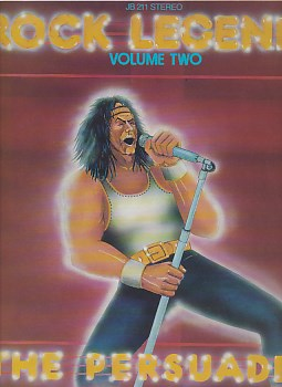 Rock Legends Volume Two - The Persuader