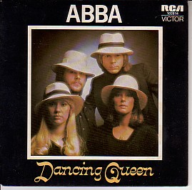 Dancing Queen WITHDRAWN COVER