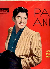 Paul Anka FIRST LP