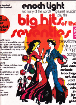 Big Hits Of The Seventies QUADRAPHONIC