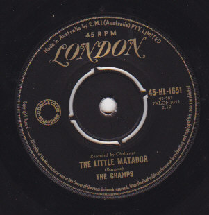 The Little Matador / Red Eye