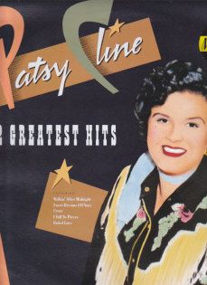 Patsy Cline 12 Greatest Hits