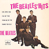 Beatles Hits EP